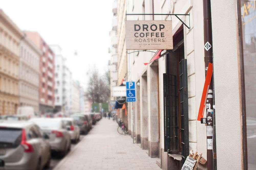 Coffee Stockholm Drop Coffee