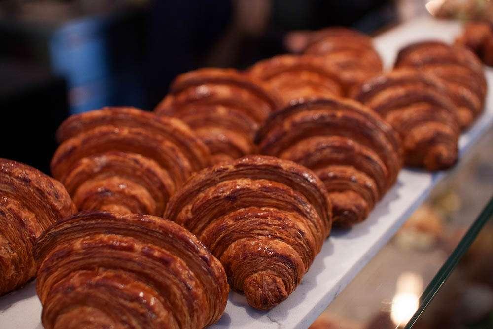 Mmmm croissants….