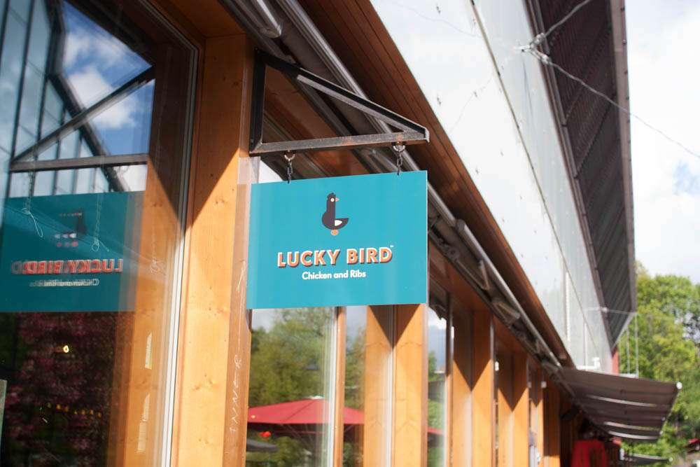 Lucky Bird Oslo restaurant