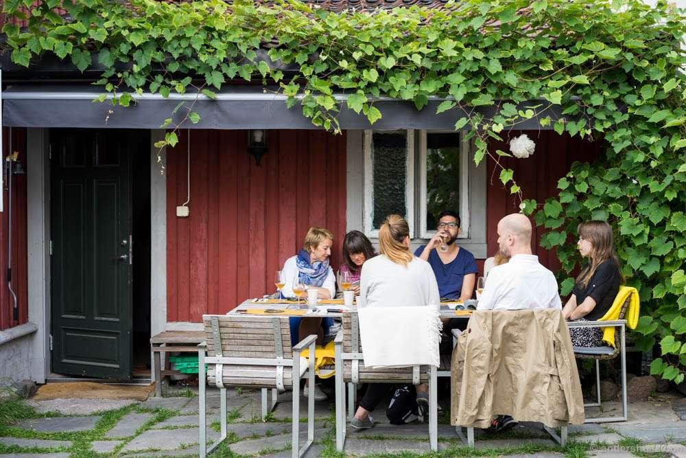restaurant day home chefs oslo norway scandinavia review - Yellow Restaurant 2015