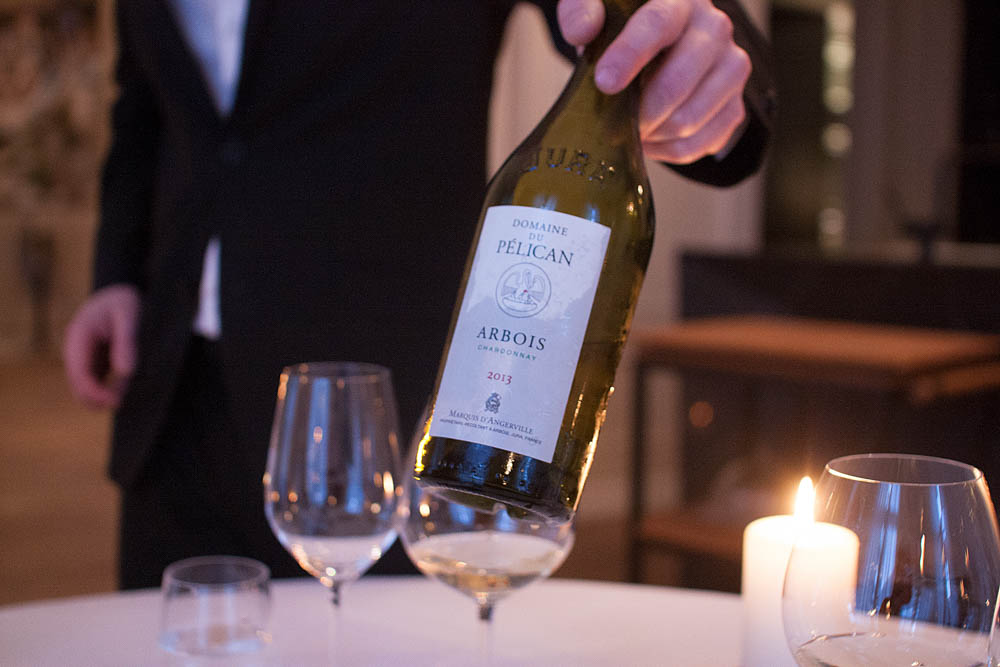 Domaine du Pelican. Arbois Chardonnay 2013. The always interesting Jura wines…