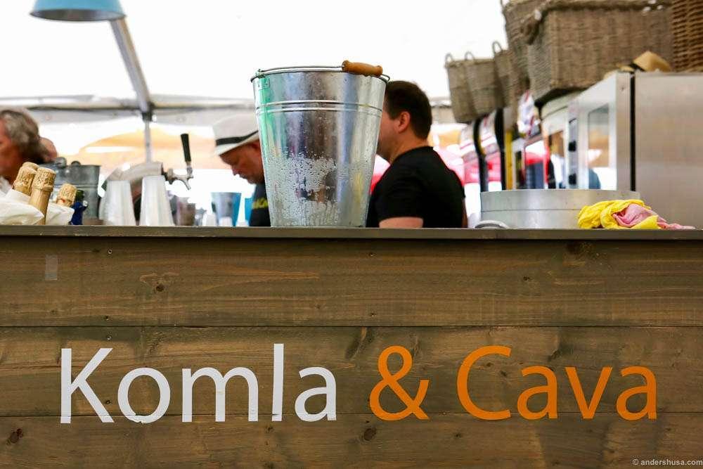 Komla & Cava