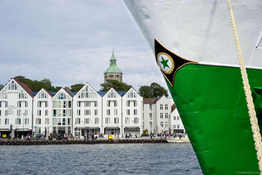 """""""Vågen"""" in Stavanger"""