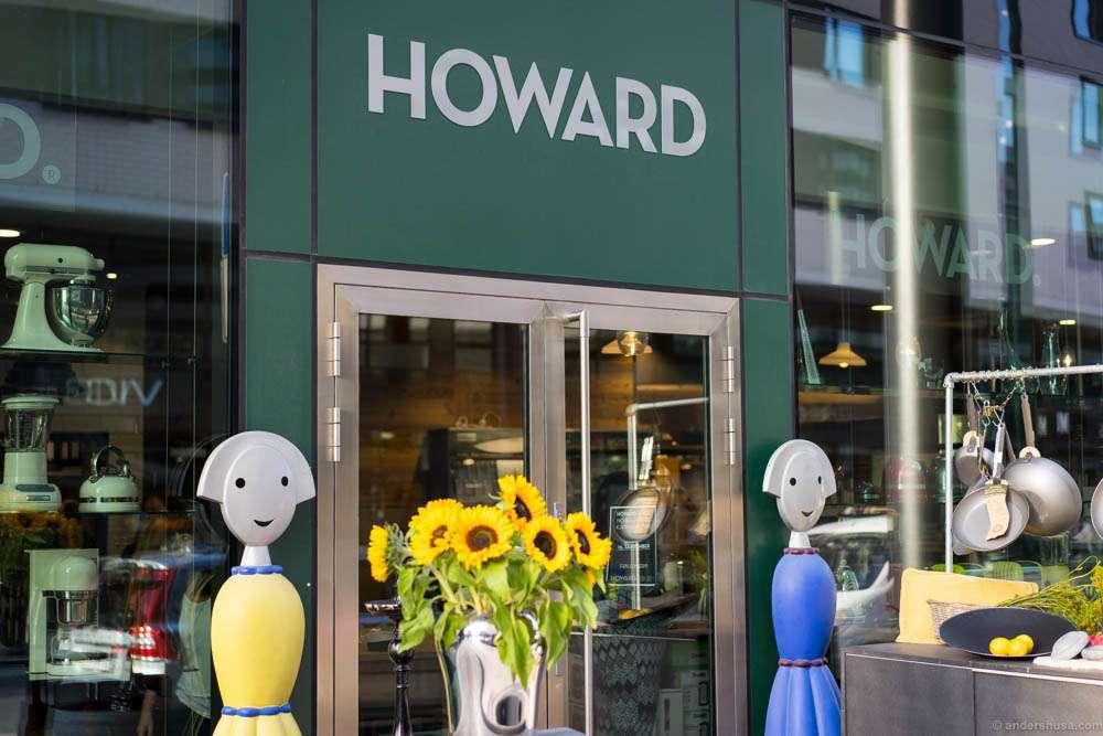 Howard Kj Kkenskriveri Kitchen Store Quality Courses Oslo Norway