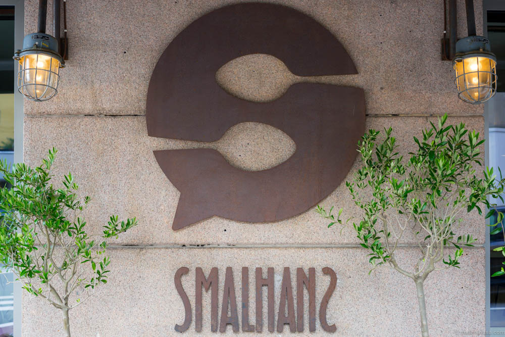 Smalhans restaurant Oslo St. Hanshaugen