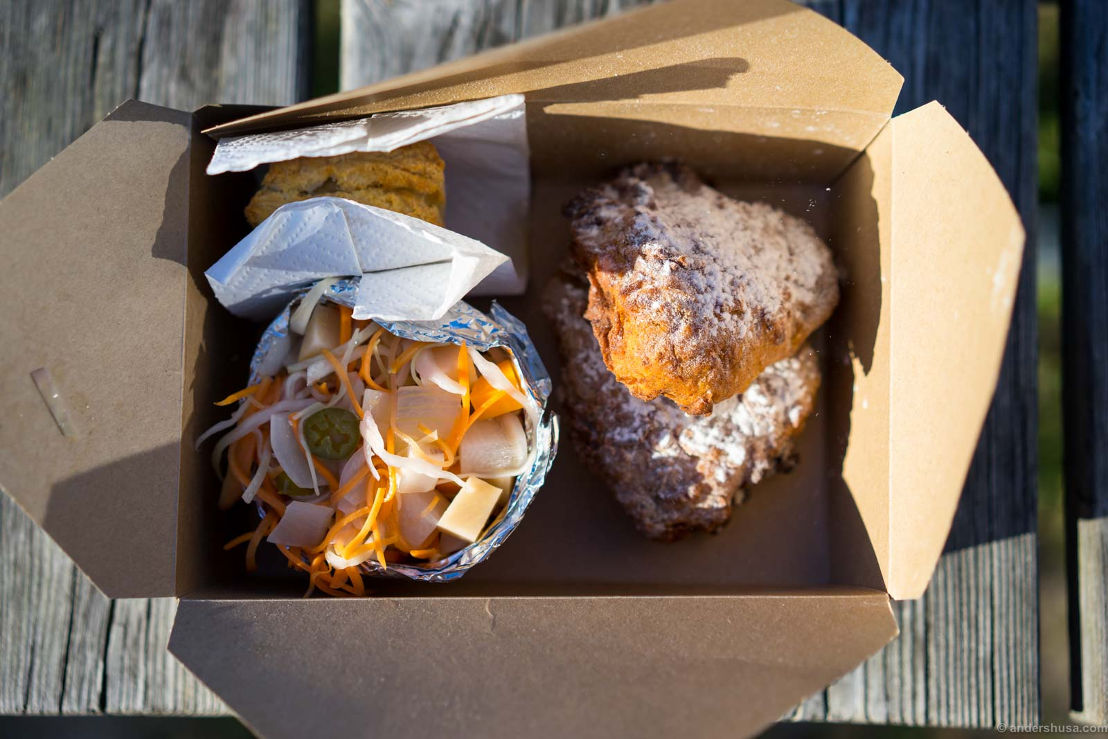 Review: Amass Fried Chicken