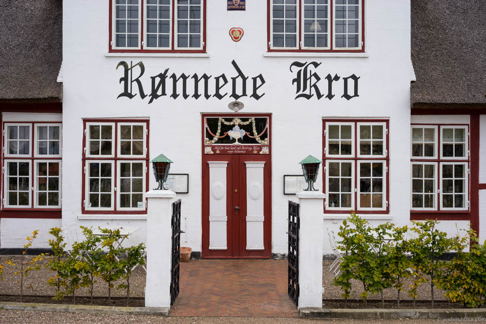 Welcome to Rønnede Kro. You have no idea what awaits you inside