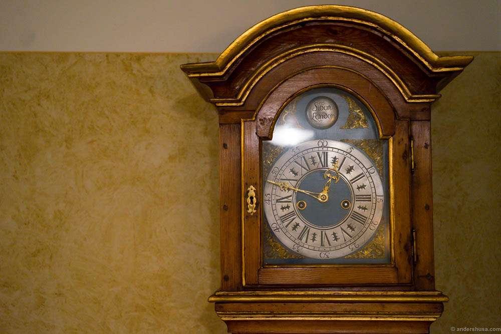 This grandpa's watch