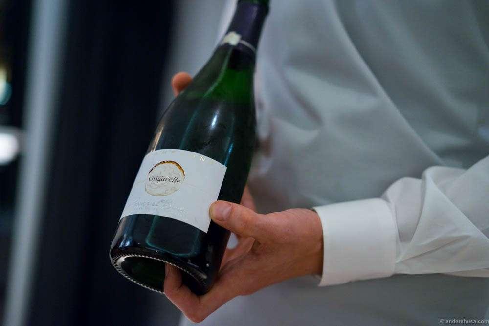 2009 Origin'elle, Francoise Bedel, Champagne