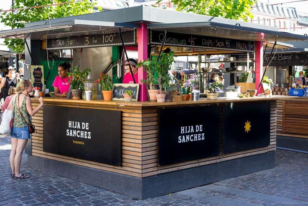 Best Mexican Food In Denmark