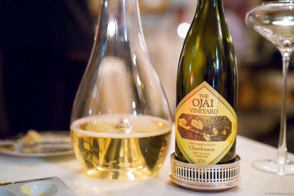 Ojai Bien Nacido, Chardonnay 2013
