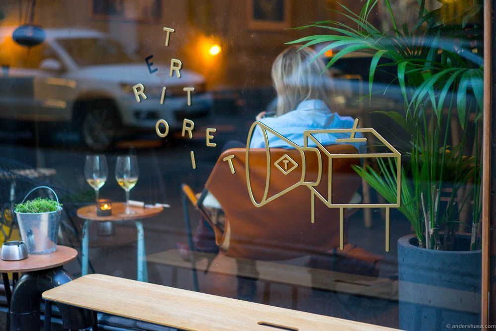 Territoriet wine bar Oslo