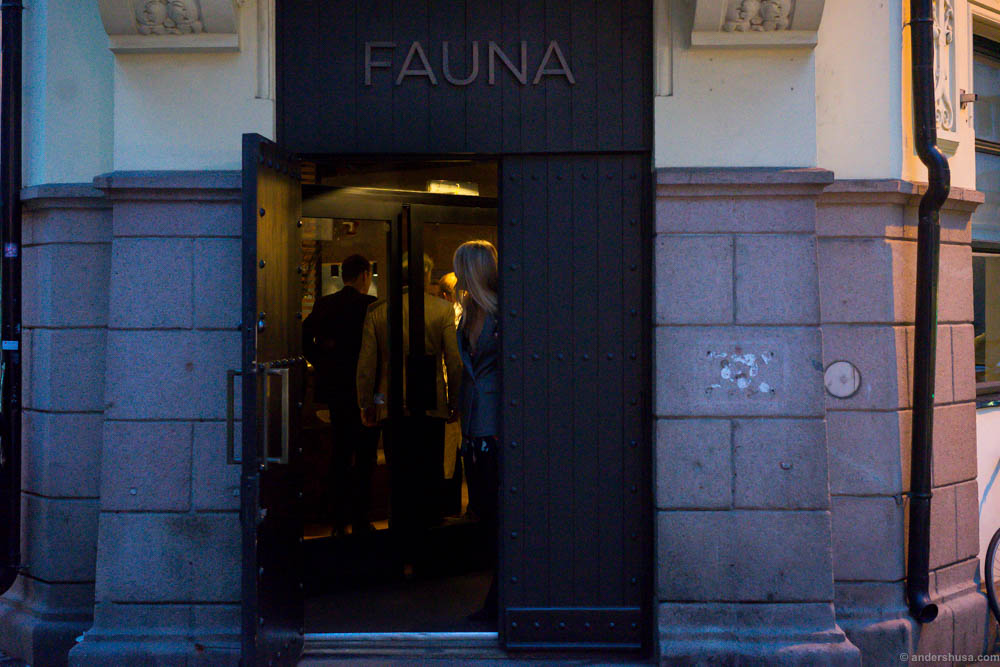 """Fauna"" refers to all of the animal life of a region"