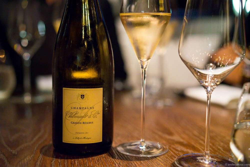 Champagne, Vilmart & Cie, Grande Reserve, Premier Cru