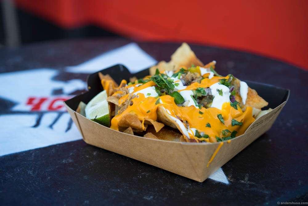 Mission Taco Food Truck