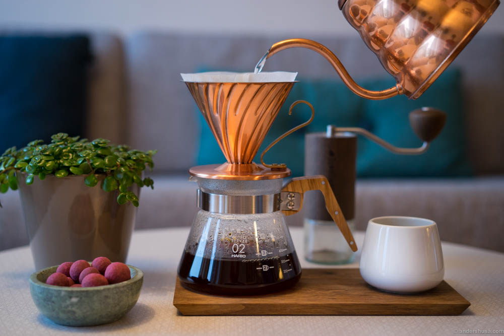 How To Brew The Best Coffee At Home Andershusa