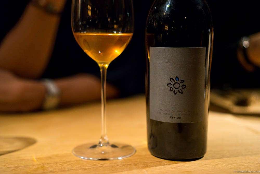 "2013 Martin Arndorfer, Neuburger ""Per Se"", Kamptal, Austria. Orange wine"