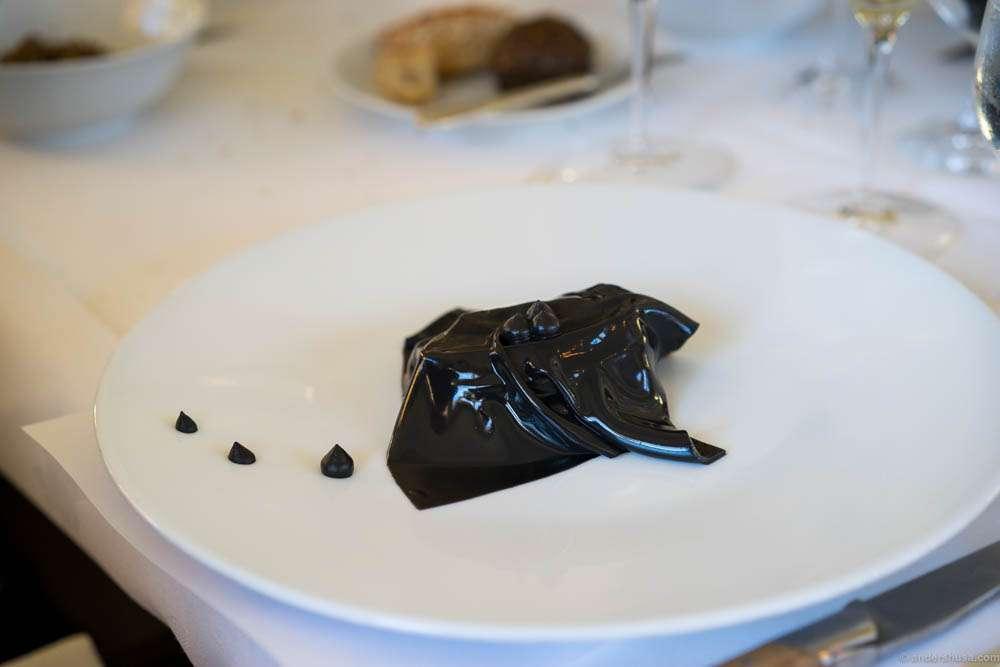 The dish that looks like the Phantom Blot