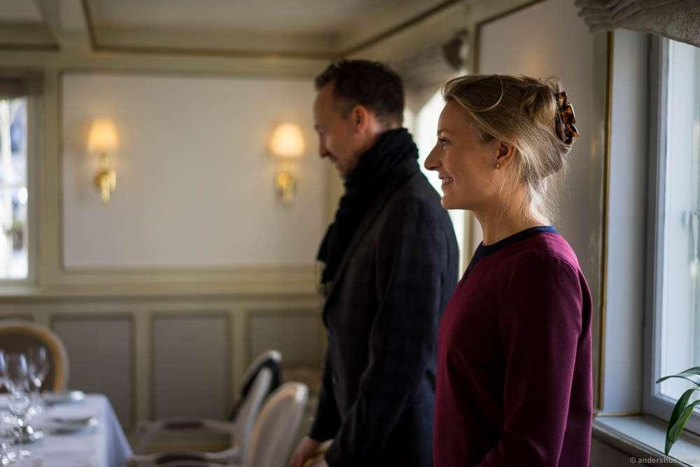 Henrik and Julie from Visit Denmark