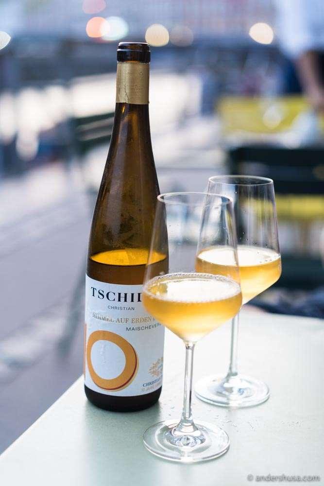 Christian Tschida – Himmel auf Erden (orange wine)