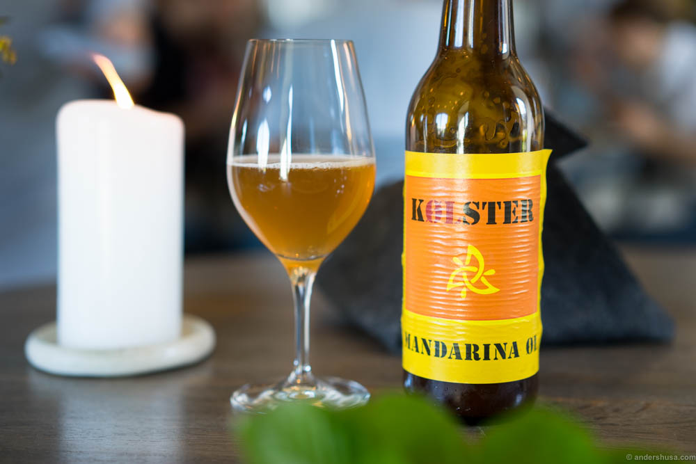 Kølster Mandarina Øl
