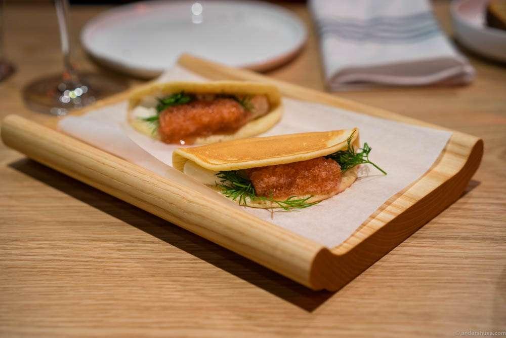 Sentralen restaurant andershusa for Food bar oslo