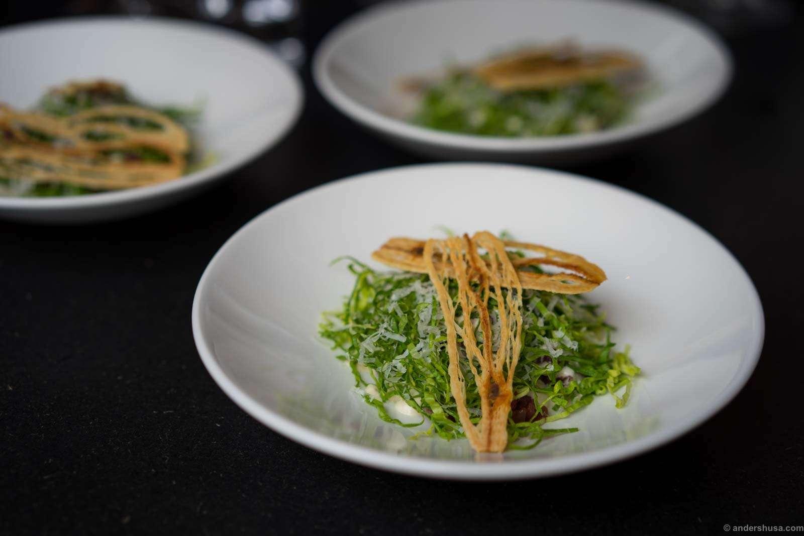 Bass oslo andershusa for Food bar oslo