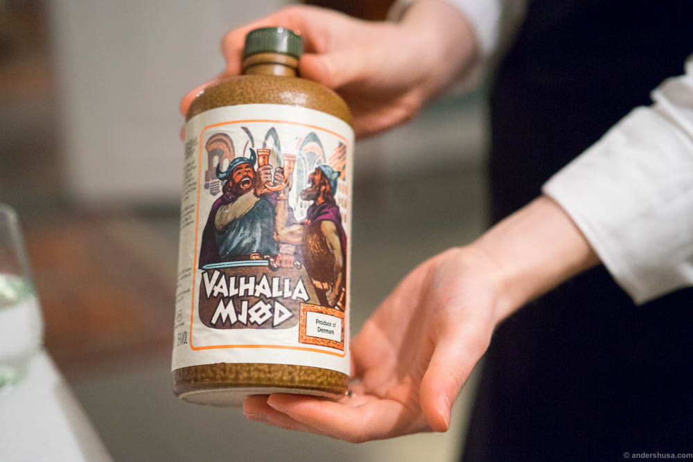 Valhalla Mjød, as drunken by real Vikings