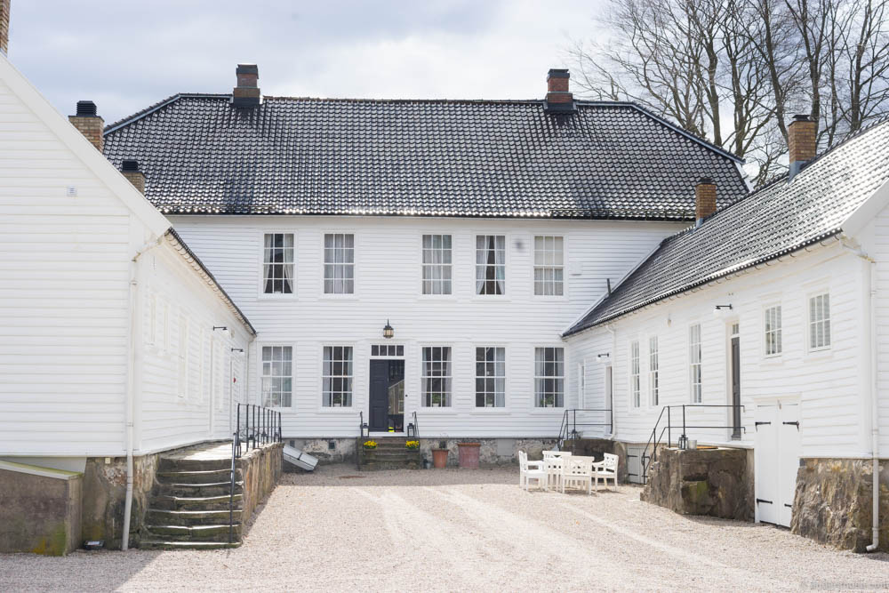 A farm with a long history dating back to the 1500s