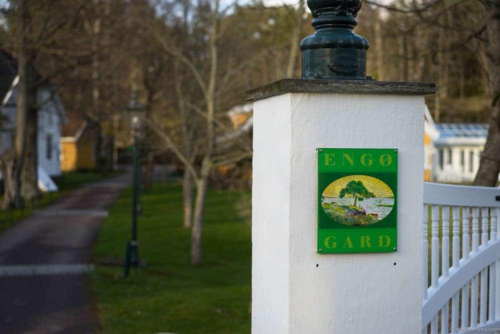 Welcome to Engø Gård