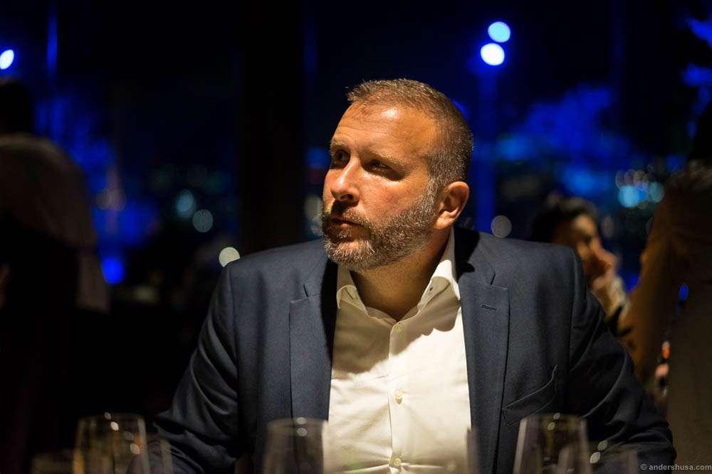 Andras Jokuti - Hungary's best food writer