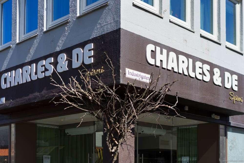 Charles & De in Langgata in Sandnes