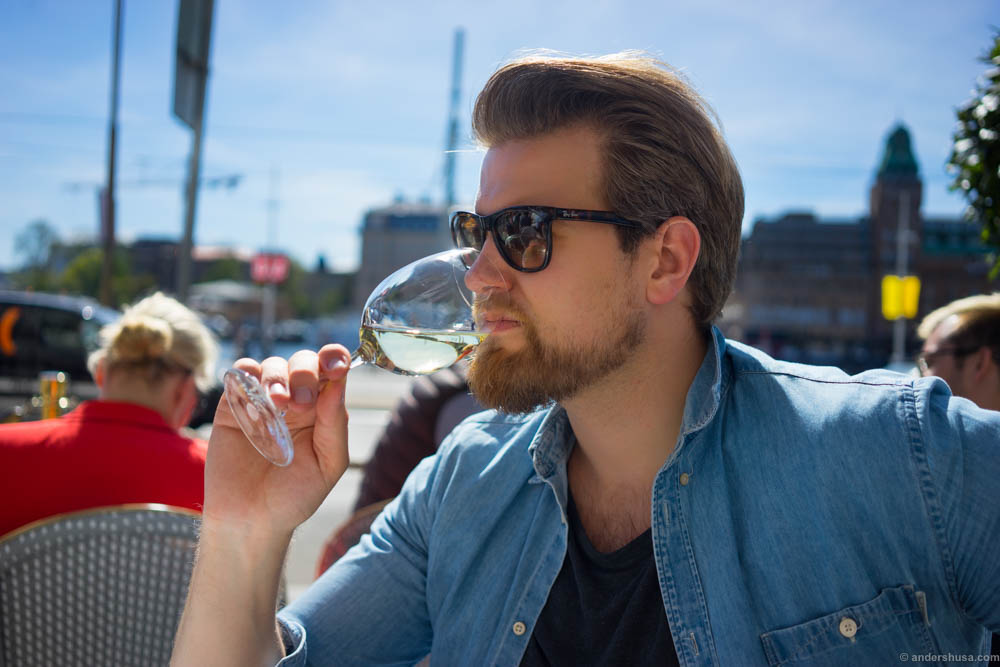 Friends Food Wine Travels Review Hotel: Foodie Guide To Stockholm