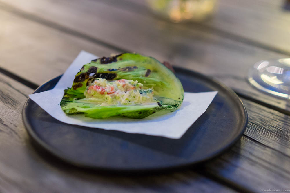 Come Dine With Me Recipes >> Restaurant Re-Naa in Stavanger - andershusa
