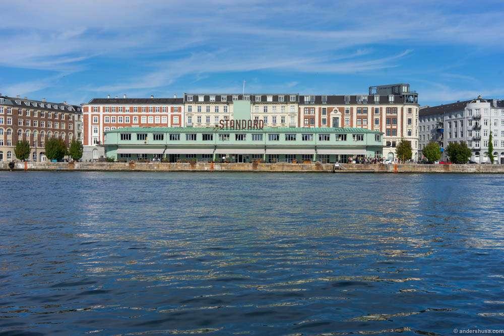 The Standard by Claus Meyer hosts three restaurants: Studio, Almanak & Verandah