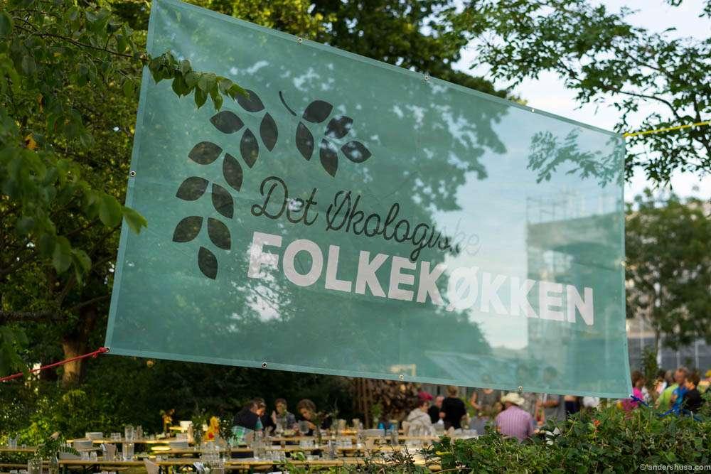 Det Økologiske Folkekøkken – The Organic Civic Restaurant