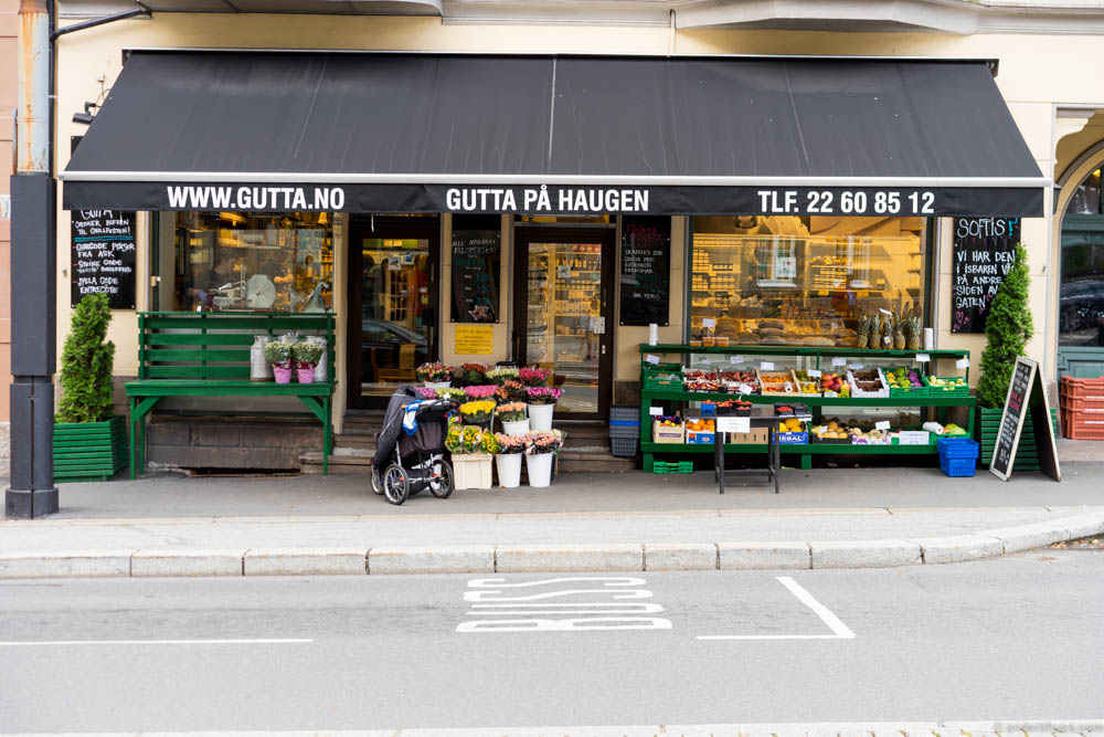 Gutta på Haugen – the best deli in Oslo