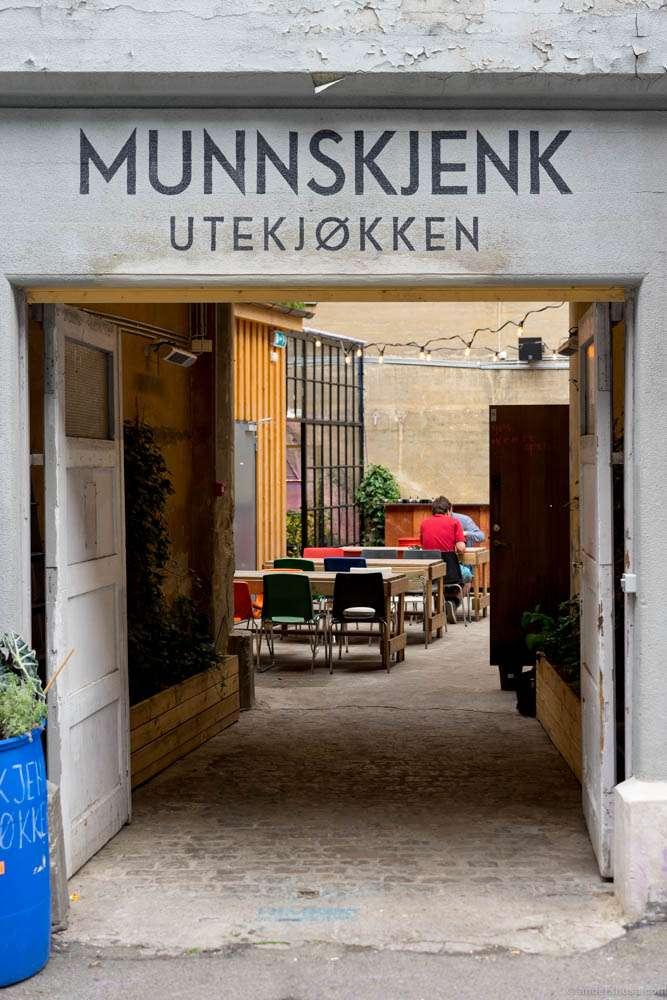 Himkok munnsjenk andershusa for Food bar oslo