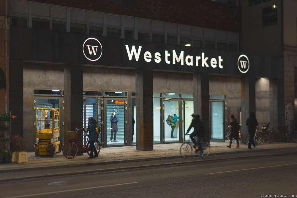 Westmarket in Vesterbrogade 97