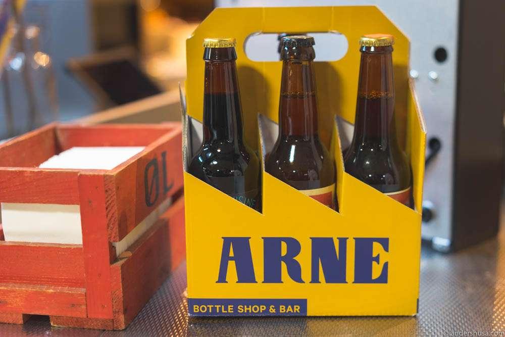 Arnes Bottleshop & Bar