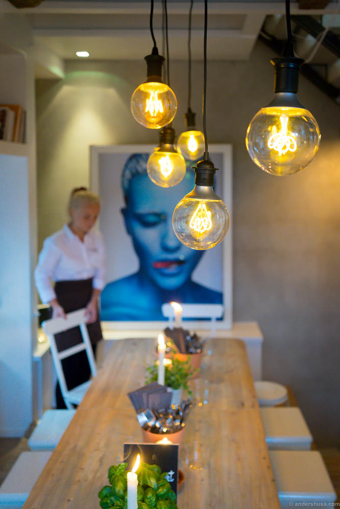 Osteriet Pop Up By Tine Andershusa