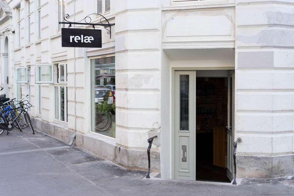Restaurant Relæ in Jægersborggade