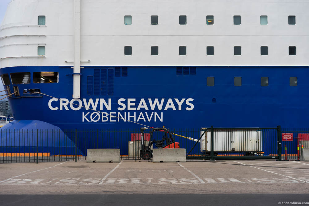 Casino dfds seaways