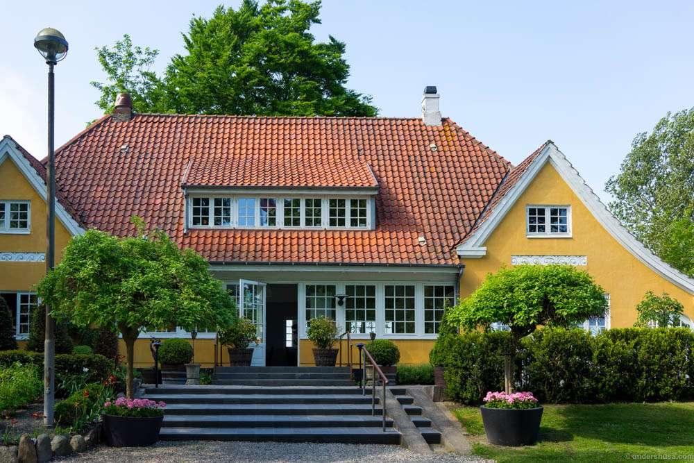 Restaurant Lieffroy in Nyborg