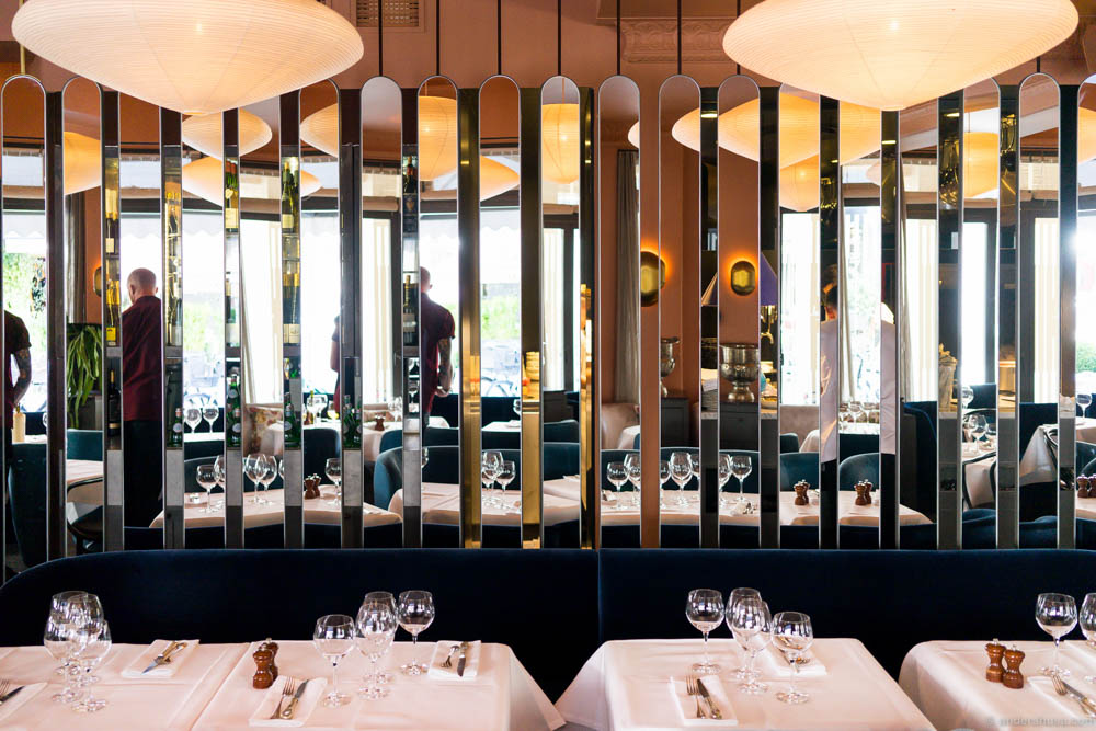 Lou lou andershusa for Deco restaurant design