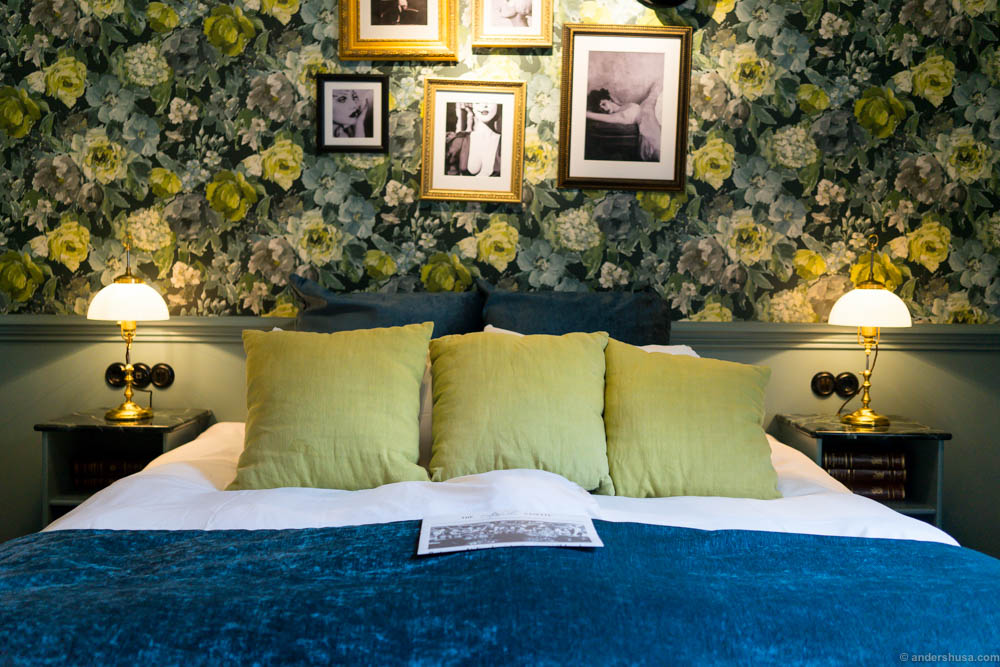 Boutique hotel Pigalle with a 1900s Parisian style