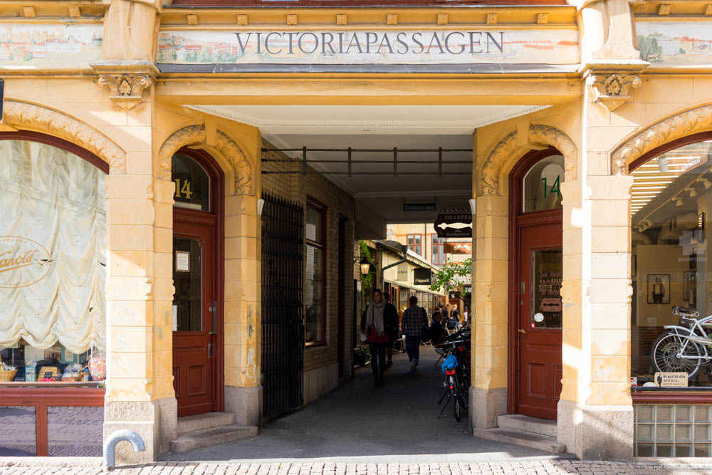 Victoriapassagen