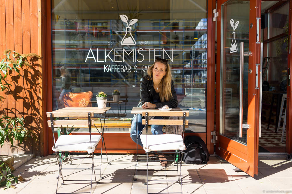 Alkemisten Coffee Bar