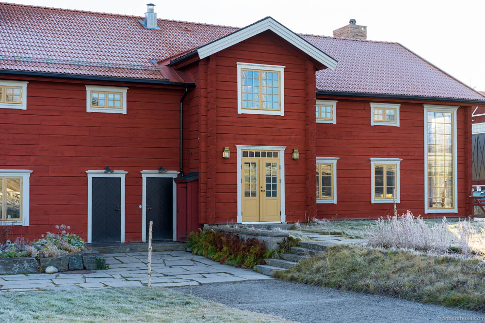 The hotel part of Fäviken