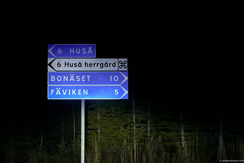 Where to go? Huså or Fäviken? Hard to decide ...